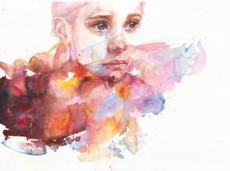 don't worry about it, you're a flower by agnes-cecile