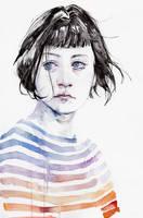 Amanda by agnes-cecile
