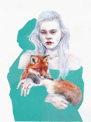 Gently Together by agnes-cecile