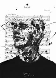 Frail Lull on sheet music by agnes-cecile