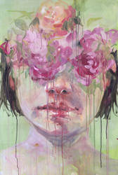 The Garden Inside by agnes-cecile