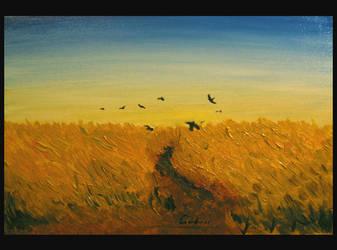 campo di grano by agnes-cecile