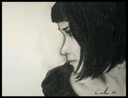 ritratto by agnes-cecile