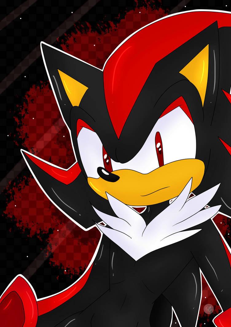 Shadow The Hedgehog Fanart Wwwtollebildcom