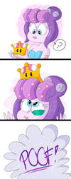 CalaMaritte :Cuphead Comic: by FANSHINE-ZERO