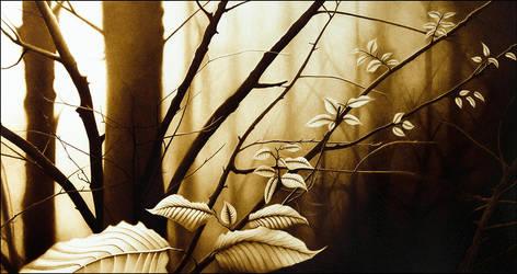 Coffee Painting 22 by NeutrinoZ