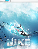 ads Nike Company by CoolDes