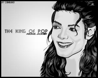 Michael JackSon Vector ART by CoolDes