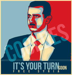 Bashar Its your turn by CoolDes