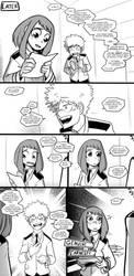 Nice Ka-Chan AU Page 33 by CharlotteSketches