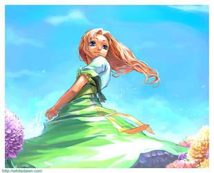 Dahlia heaven by borammy