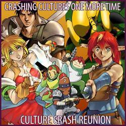 Culture Crash Comics Reunion by komikon