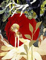 A bride in Dream by kidchan