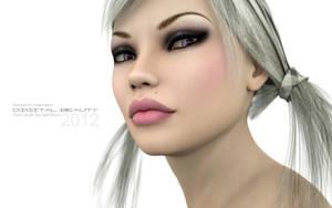 Digital Beauty Series - Portrait 2 ( Nov2012) by Digital-Beauty-Serie