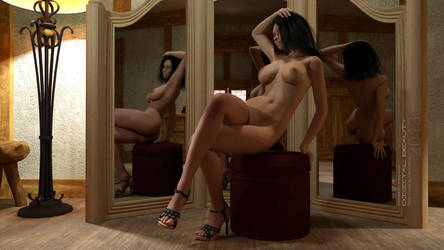 Digital Beauty Series - Mirrors by Digital-Beauty-Serie