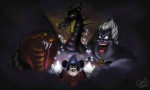 A Nightmare Fantasmic by Surnaturel