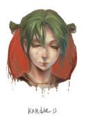 oblivion by Kardie