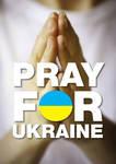 Pray for Ukraine by WatashiwaKOdesu