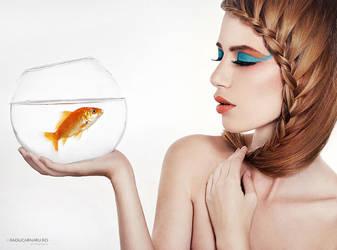 Beauty and the Fish by roadkill2k5