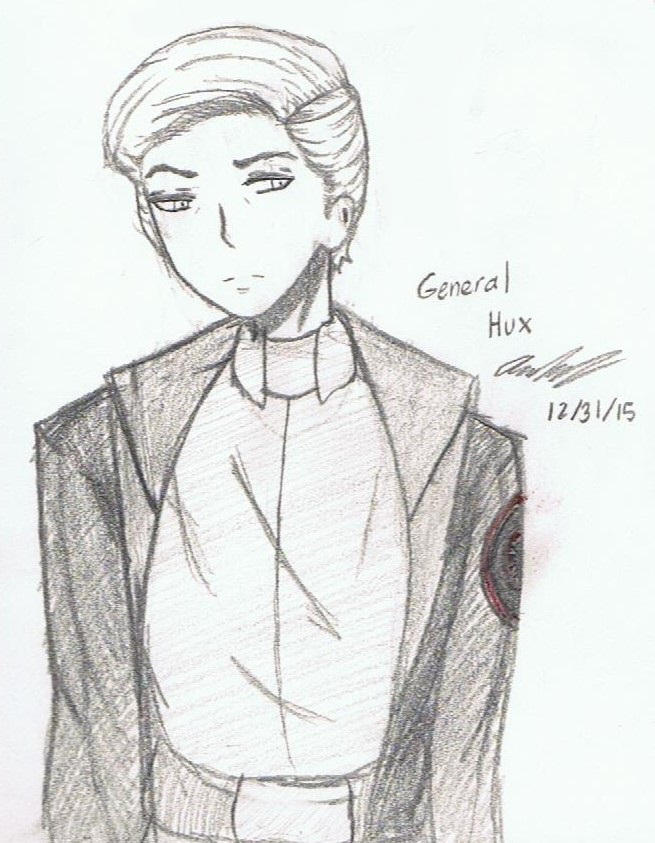 a9f158866 General Hux by Mischief-Soul-Lover on DeviantArt