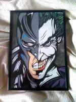 Batman and The Joker by Bree-Leeds