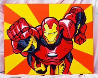 Ironman by Bree-Leeds