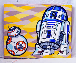 The Droids Awaken by Bree-Leeds