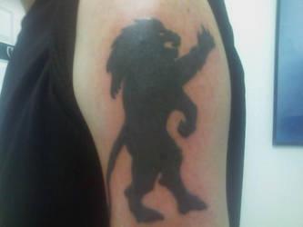 leo realized in flesh by greyeyes101