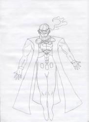 JLA Remix: Superman by greyeyes101