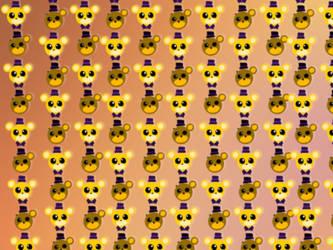 Fnaf golden background free download  by bramblecat99