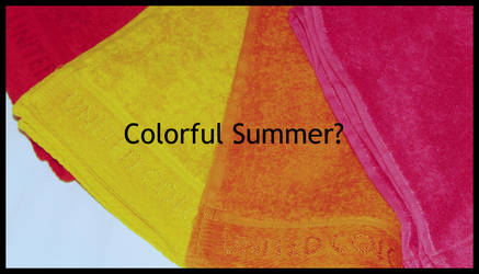 Colorful Summer? by ShaRBiL