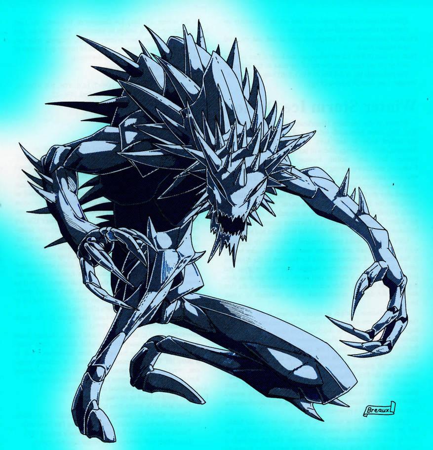 Frost Demon by kevarin