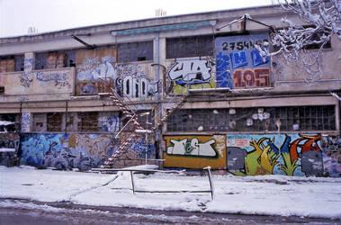 Graffiti by mmaxxenn