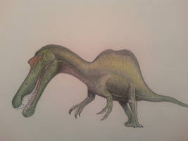Oxalaia by spinosaurus1