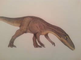 Poekilopleuron bucklandii by spinosaurus1
