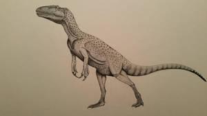 chilantaisaurus by spinosaurus1