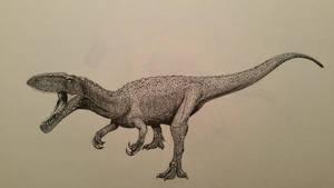 kelmayisaurus petrolicus by spinosaurus1