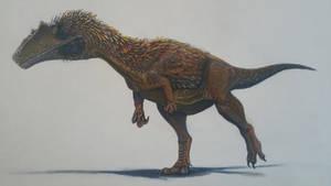 big al by spinosaurus1