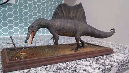 the mighty pharaoh by spinosaurus1