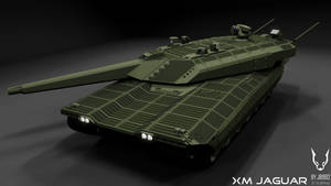 Jaguar XM by JB1992