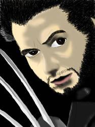 Wolverine by lilhawkeye