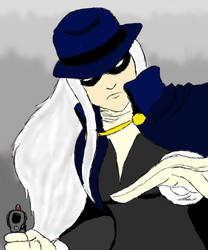Phantom Stranger by lilhawkeye