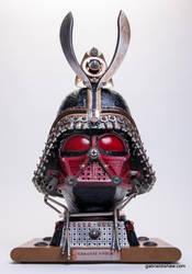 Samurai Vader by gabrieldishaw