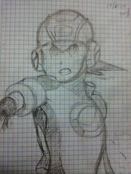 Megaman NT Warrior by BrunoProg64