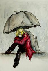 Stone Umbrella by ChildOfPuck