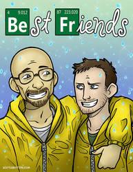 You've Got a Friend in Heisenberg by ScuttlebuttInk