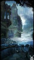 apocalypse to Barcelona by RdRabbit