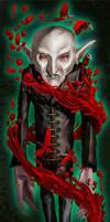 Nosferatu, Chibi Style by A-FoxesDen