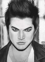 Adam Lambert Hypnotic by santabillie