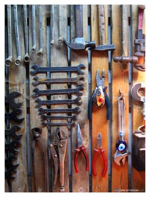 Tools by emrebuyukozkan